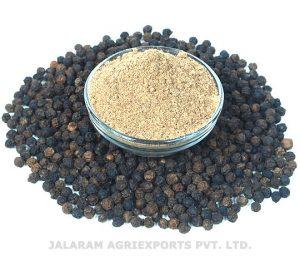 Black Papper Powder